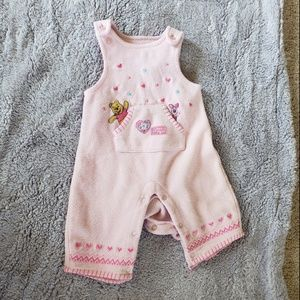 30% Off Bundles Baby Girl Winnie the Pooh Overalls